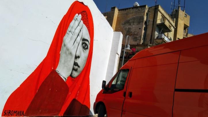 2018-11-13_Graffiti-in-Nikosia_Auf-dem-rechten-Auge-blind